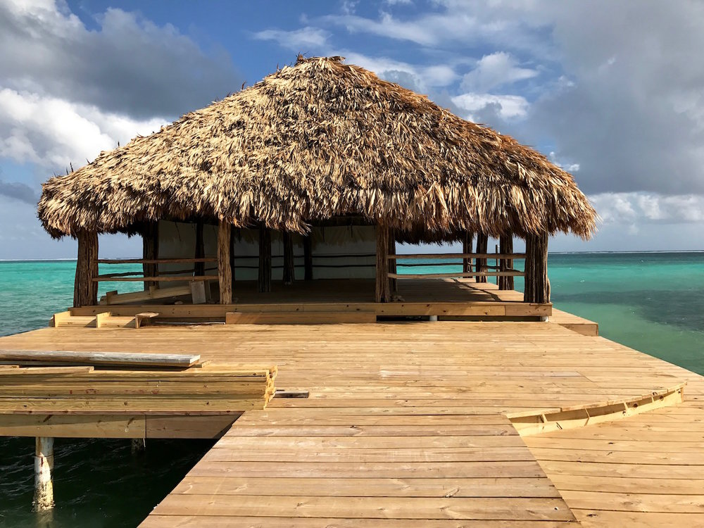 Ambergris Caye Belize Yoga Studio