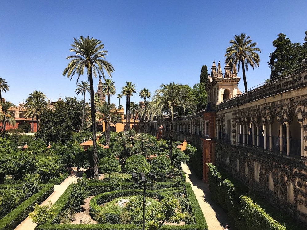 Step Back In Time at the Alcázar Seville, Spain — Sapphire & Elm Travel Co.